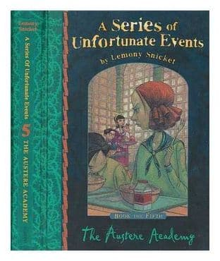 A Series of Unfortunate Events: Omnibus - 4; 5  and 6 - 1405202734