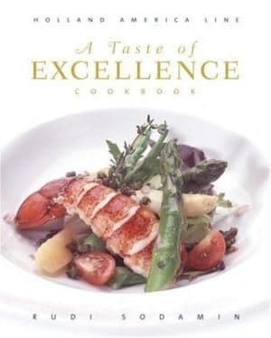 A Taste of Excellence Cookbook by RudiSodamin - 9780847828395