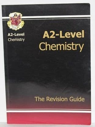 A2-Level Chemistry Complete Revision & Practice  - 9781847622655