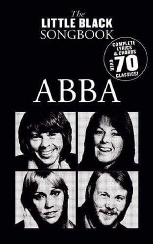 ABBA Little Black Songbook by Abba - 1846095654