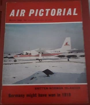 Air Pictorial March 1968