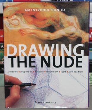 An Introduction to Drawing the Nude by Diana Constance - 1861554613