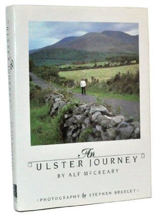 An Ulster Journey by Alf McCreary - 1870157001