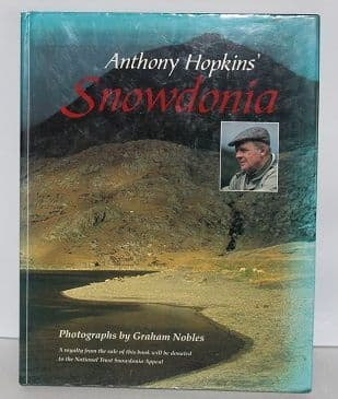 Anthony Hopkins' Snowdonia by Anthony Hopkins and Bryn Havord - 0948661380