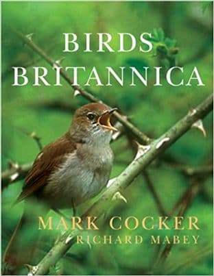Birds Britannica by Mark Cocker and Richard Mabey - 0701169079