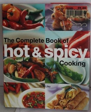 Complete Book of Hot and Spicy Cooking