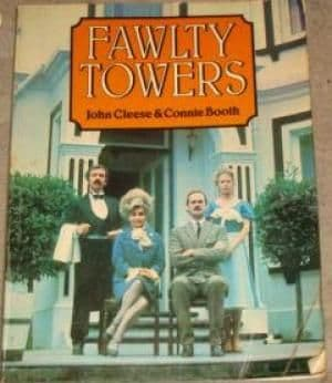 FawltyTowers by John Cleese and Connie Booth - 0860075982