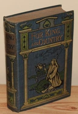 For King and Country by Jane A. Nutt