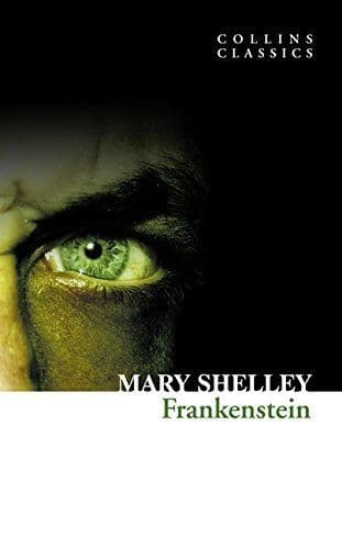 Frankenstein by Mary Shelley - 9780007350964