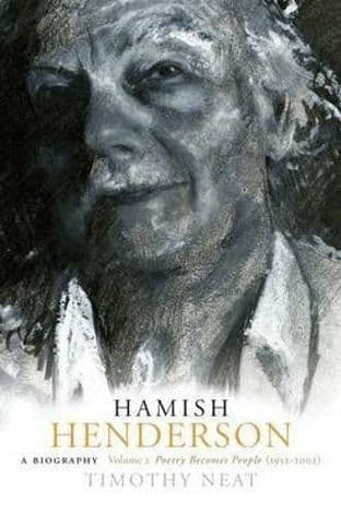 Hamish Henderson: v. 2: Poetry Becomes People (1954-2002) - 9781846970634