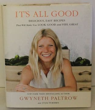 It's All Good by Gwyneth Paltrow and Julia Turshen - 0349400830
