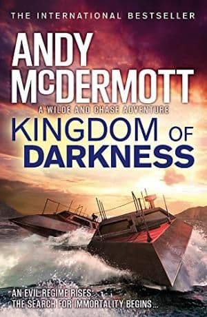 Kingdom of Darkness by Andy McDermott - 9780755380749