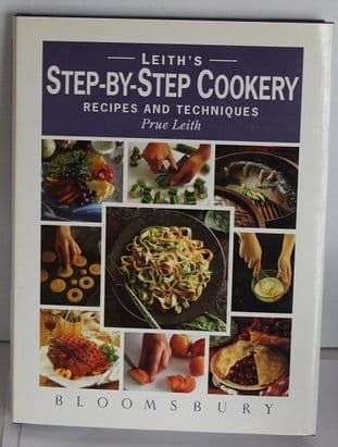 Leith's Step-by-step Cookery