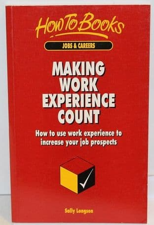 Making Work Experience Count - 1857032470