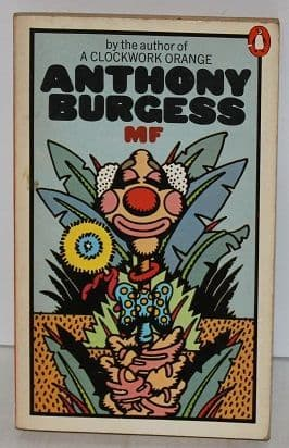 MF by Anthony Burgess - 0140035508