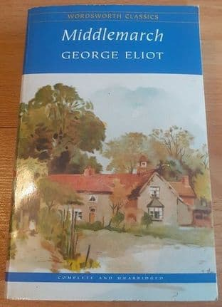 Middlemarch by George Eliot - 1853262374