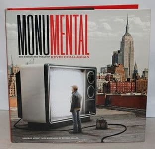 Monumental: The Re-imagined World of Kevin O'Callaghan - 9780810989535
