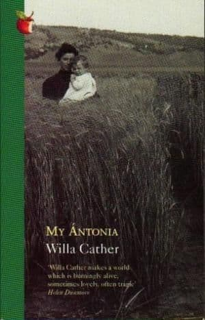 My Antonia by Willa Cather - 9780860681250