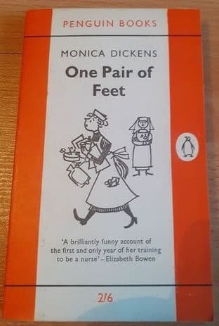One Pair of Feet by Monica Dickens