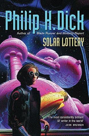 Solar Lottery by Philip K. Dick - 0575074558