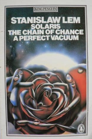 Solaris; The Chain of Chance; Perfect Vacuum by Stanislaw Lem - 0140055398