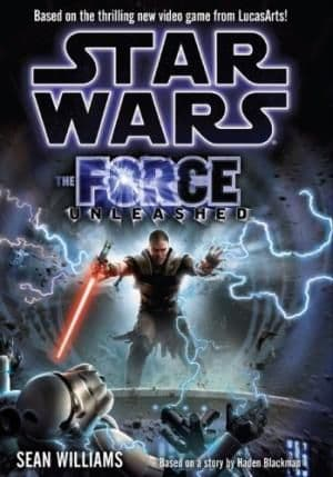 Star Wars the Force Unleashed by Sean Williams - 9781845767563