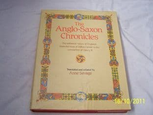 The Anglo-Saxon Chronicles - 0434982105