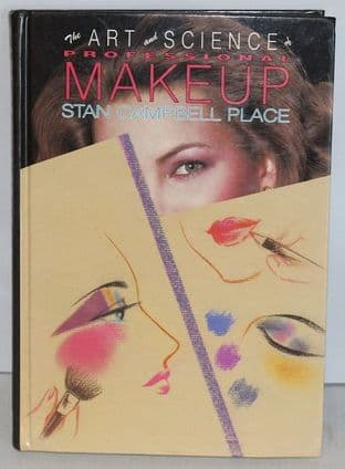 The Art & Science of Professional Makeup by Stan Campbell Place - 0873503619