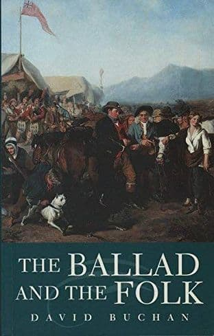 The Ballad and the Folk  by David Buchan - 1898410674