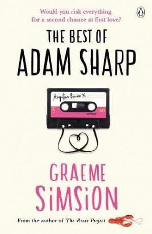 The Best of Adam Sharp by Graeme Simsion - 9781405918084
