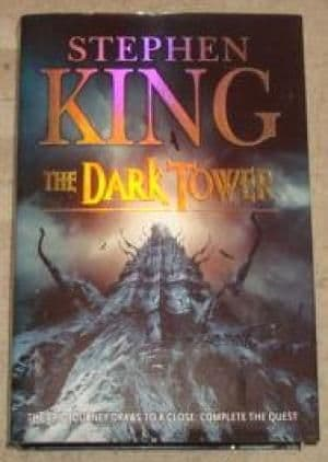 The Dark Tower by Stephen King - 0340827211