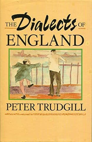 The Dialects of England by Peter Trudgill - 0631139176