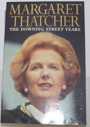 The Downing Street Years by Margaret Thatcher - 0002550490