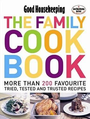 The Family Cook Book - 9781843403579