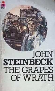 The Grapes of Wrath by John Steinbeck - 0330244337