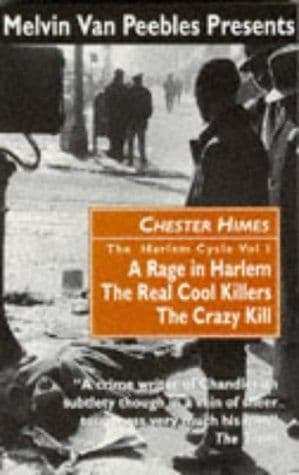 The Harlem Cycle Vol1  by Chester Himes - 0862415969