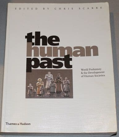 The Human Past: World Prehistory and the Development of Human Societies - 0500285314
