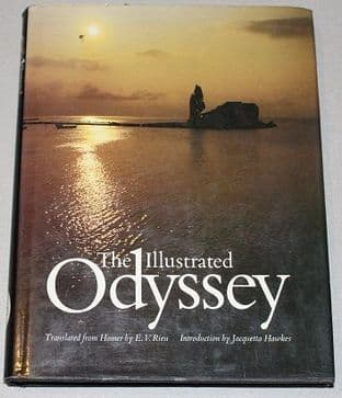 The Illustrated Odyssey by E. V. Rieu
