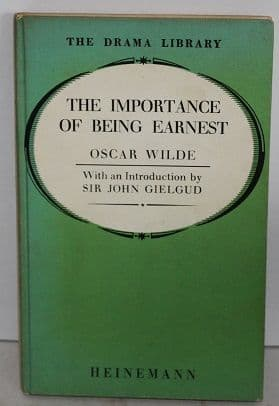 The Importance of Being Ernest by Oscar Wilde - A Play