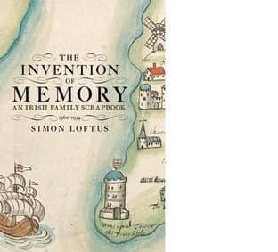 The Invention of Memory by Simon Loftus - 9781907970146
