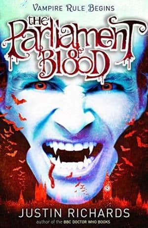 The Parliament of Blood by Justin Richards -