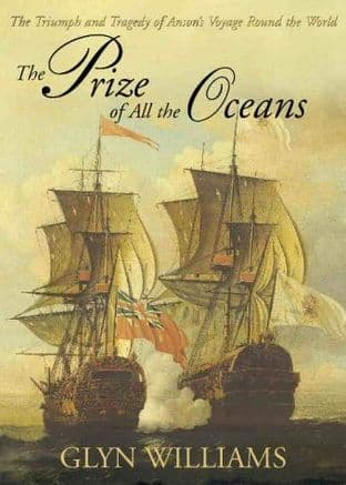 The Prize of All the Oceans by Glyn Williams - 0002571250