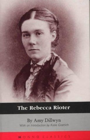 The Rebecca Rioter by Amy Dilwyn - 1870206436