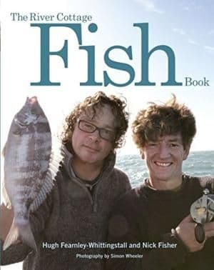 The River Cottage Fish Book - 9780747588696