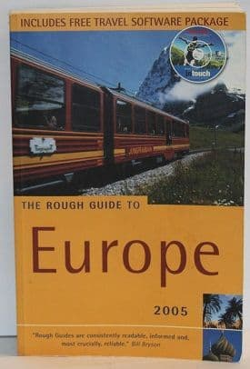 The Rough Guide to Europe 2005 - 1843533391