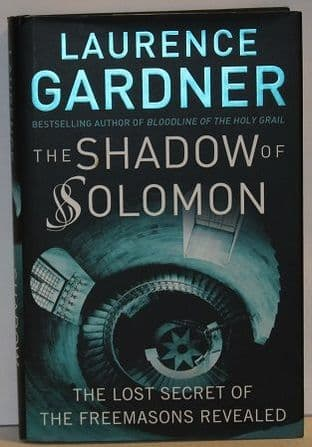 The Shadow of Solomon by Laurence Gardner - 0007207603