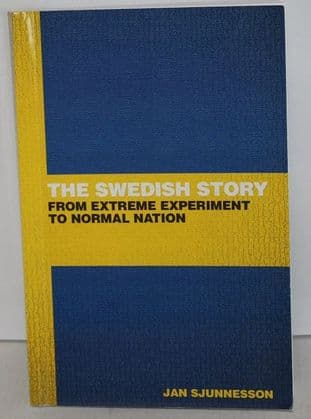 The Swedish Story by Jan Sjunnesson - 9781484873830