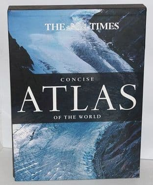 The Times Concise Atlas - 12th Edition:  9780007950782