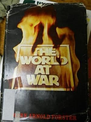 The World At War by Mark Arnold-Forster - 0423001507