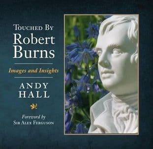 Touched by Robert Burns by Andy Hall - 9781841586885